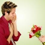 Какие цветы дарят мужчине на юбилей?!