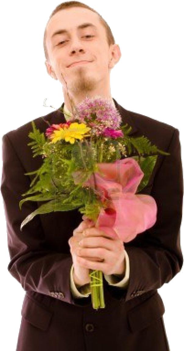 Какие цветы дарят теще