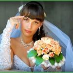Какие цветы подарить невесте на свадьбу