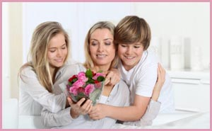 Какие цветы подарить маме на день Рождения